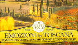 Nesti Dante Emozioni in Toscana The Golden Countyside Soap 250g
