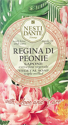 Nesti Dante With Love and Care Regina di Peonie Soap 250g