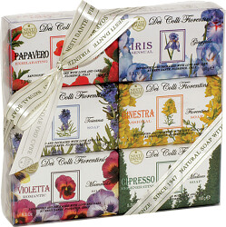 Nesti Dante Dei Colli Fiorentini Soap Collection 6x150g