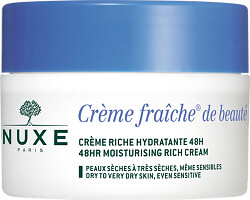 Nuxe Creme Fraiche de Beaute 48Hr Moisturising Rich Cream 50ml