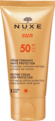 Nuxe Sun Melting Cream for Face High Protection SPF50 50ml