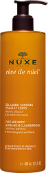 Nuxe Rêve de Miel Face and Body Ultra Rich Cleansing Gel 400ml