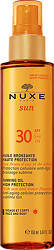 Nuxe Sun Tanning Oil For Face And Body SPF 30 150ml