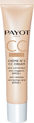 PAYOT Crème N°2 CC Cream - Anti-Redness Correcting Care SPF50+ 40ml