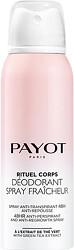 PAYOT Déodorant Spray Fraîcheur - 48-Hour Anti-Perspirant and Anti-Regrowth Spray 125ml