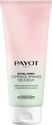 PAYOT Rituel Corps Gommage Amande Delicieux - Exfoliating Melt-In Cream with Almond Shells
