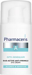 Pharmaceris A Opti-Sensilium Duo Active Anti-Wrinkle Eye Cream 15ml