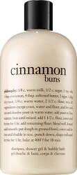 Philosophy Cinnamon Buns Shampoo, Shower & Bubble Bath480ml