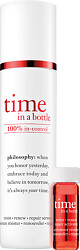 Philosophy Time In A Bottle Resist Renew Repair Serum and Activator 40ml & 2.8ml