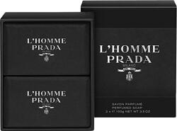 Prada L'Homme Soap 2 x 100g