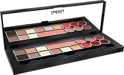 Pupa Pupart Gold Make Up Palette 10.9g - Classic Shades