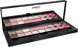 Pupa Pupart Gold Make Up Palette 10.9g - Romantic Shades