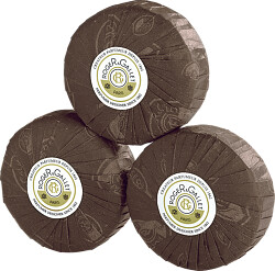 Roger & Gallet Bois d'Orange Soaps x 3 100g
