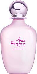 Salvatore Ferragamo Amo Ferragamo Flowerful Pearled Shower Gel 200ml