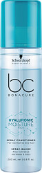 Schwarzkopf Professional BC Bonacure Hyaluronic Moisture Kick Spray Conditioner 200ml