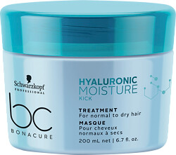 Schwarzkopf Professional BC Bonacure Hyaluronic Moisture Kick Treatment 200ml