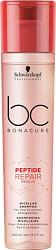 Schwarzkopf Professional BC Bonacure Peptide Repair Rescue Micellar Shampoo