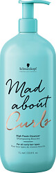Schwarzkopf Professional Mad about Curls High Foam Cleanser 1000ml