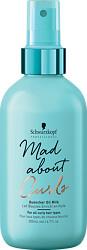 Schwarzkopf Professional Mad about Curls Quencher Oil Milk 200ml
