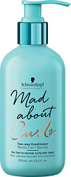 Schwarzkopf Professional Mad about Curls Two-way Conditioner 250ml