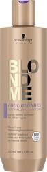 Schwarzkopf Professional BlondMe Cool Blondes Neutralising Shampoo 300ml
