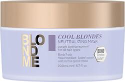 Schwarzkopf Professional BlondMe Cool Blondes Neutralising Mask 200ml