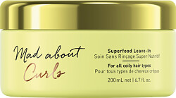 Schwarzkopf Professional Mad about Curls Superfood Leave-In Conditioner 200ml