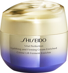 Shiseido Vital Perfection Uplifting and Firming Cream - Enriched 75ml