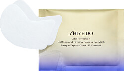 Shiseido Vital Perfection Uplifting and Firming Express Eye Mask 12 Sachets