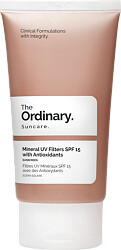 The Ordinary Mineral UV Filters SPF15 with Antioxidants 50ml