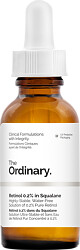 Retinol 0.2% In Squalane Niacinamide 10% + Zinc 1%Hyaluronic Acid 2% + B5 Caffeine Solution 5% + Egcgaha 30% + Bha 2% Peeling Solution by Escentual