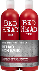 TIGI Bed Head Urban Antidotes 3 Resurrection Shampoo and Conditioner Tween Duo 2 x 750ml