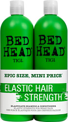 TIGI Bed Head Elasticate Shampoo and Conditioner Tween Duo 2 x 750ml