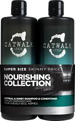 TIGI Catwalk Oatmeal and Honey Shampoo and Conditioner Tween Duo