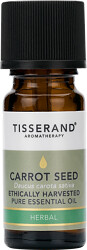 Tisserand Aromatherapy Carrot Seed Ethically Harvested Pure Essential Oil 9ml