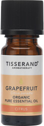 Tisserand Aromatherapy Grapefruit Organic Pure Essential Oil 9ml