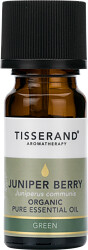 Tisserand Aromatherapy Juniper Berry Organic Pure Essential Oil 9ml