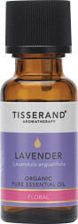 Tisserand Aromatherapy Lavender Ethically Harvested Pure Essential Oil 20ml
