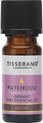 Tisserand Aromatherapy Patchouli Organic Pure Essential Oil 9ml