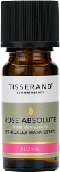 Tisserand Aromatherapy Rose Absolute Ethically Harvested Pure Essential Oil 9ml