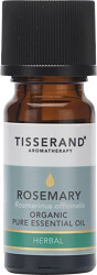 Tisserand Aromatherapy Rosemary Organic Pure Essential Oil 9ml