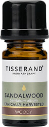 Tisserand Aromatherapy Sandalwood Ethically Harvested Pure Essential Oil 2ml