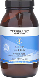 Tisserand Aromatherapy Sleep Better Bath Salts 350g