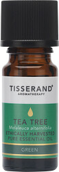 Tisserand Aromatherapy Tea Tree Ethically Harvested Pure Essential Oil 9ml