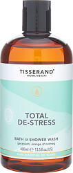 Tisserand Aromatherapy Total De-Stress Bath & Shower Wash 400ml