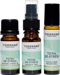Tisserand Aromatherapy De-Stress 3-Step Ritual