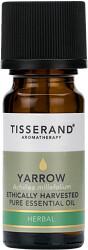 Tisserand Aromatherapy Yarrow Ethically Harvested Pure Essential Oil 9ml