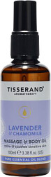 Tisserand Lavender & Chamomile Massage & Body Oil 100ml
