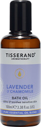 Tisserand Aromatherapy Lavender & Chamomile Bath Oil 100ml