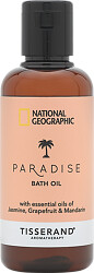Tisserand Aromatherapy National Geographic Paradise Bath Oil 100ml